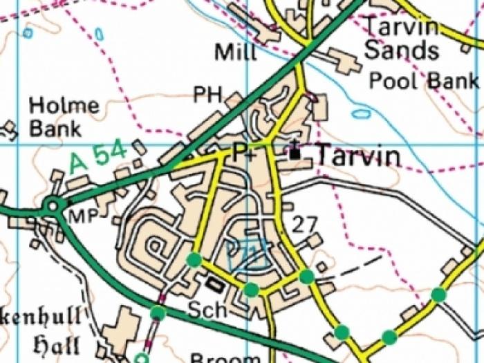 Tarvin & Oscroft Boundary
