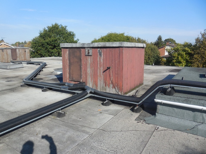 Tarvin Primary School Roof