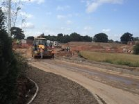 Taylor Wimpey driveway