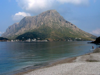 Telendos off the coast of Kalymnos