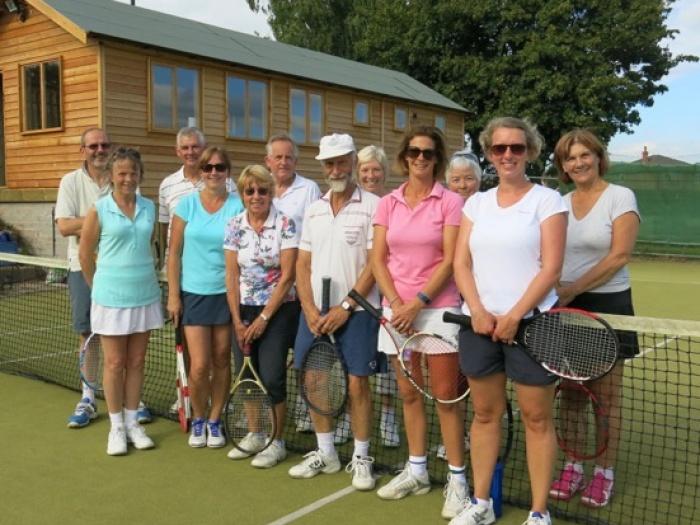 Tennis club 3