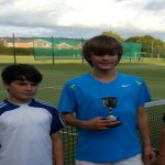 Tennis Junior Winner - Tom Hanson