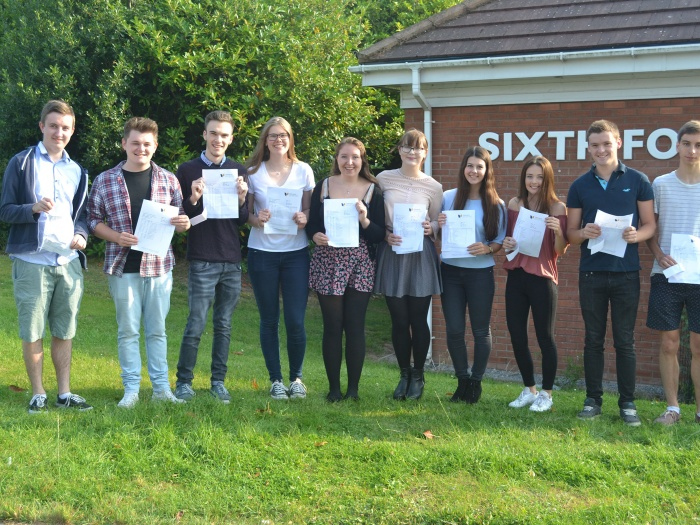 THS A Level Results 2016