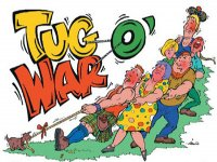 Tug o war Small