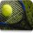usa-illinois-metamora-tennis-racket-and-ball-on-grass-vstock-llc