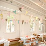 VE Day vintage tea party