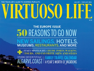 Virtuoso Life magazine book