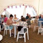 Warwick garden party