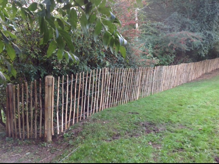 Weaver View Fence 2