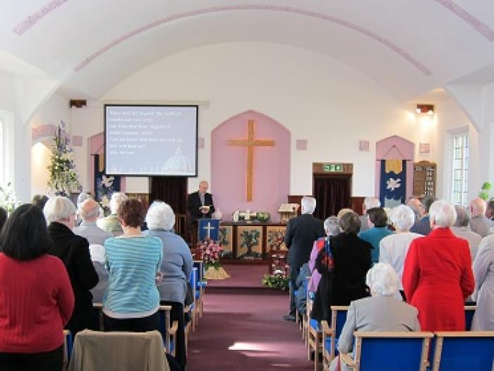 Wellesbourne - worship