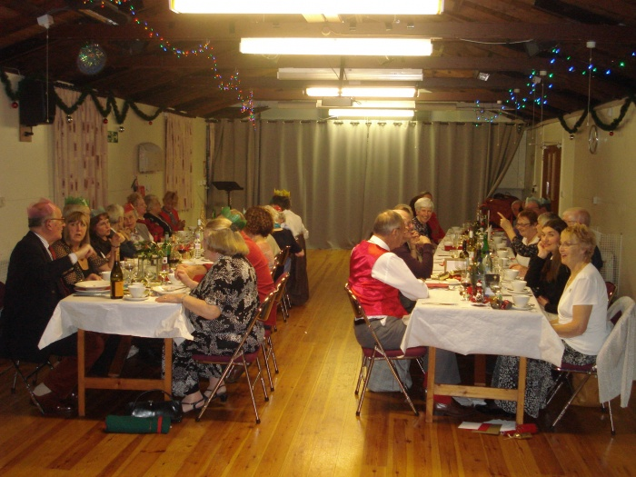 WI Christmas party 2016