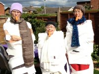 WI scarecrows