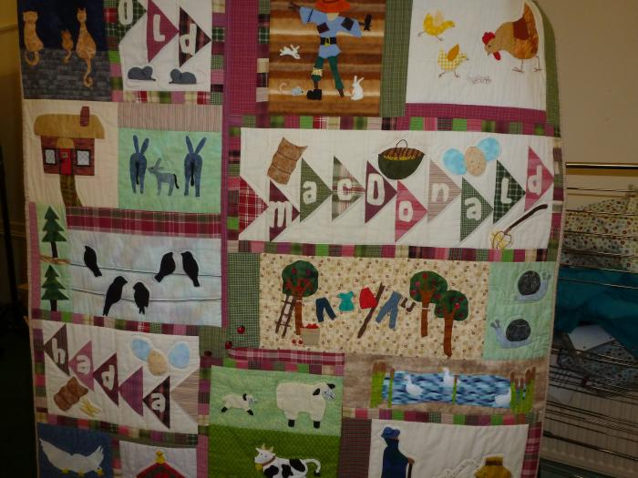 Womens Group - Quilting