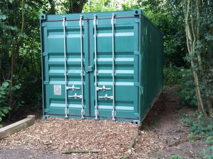 Woodland trust storage cntainer 20170702_174401