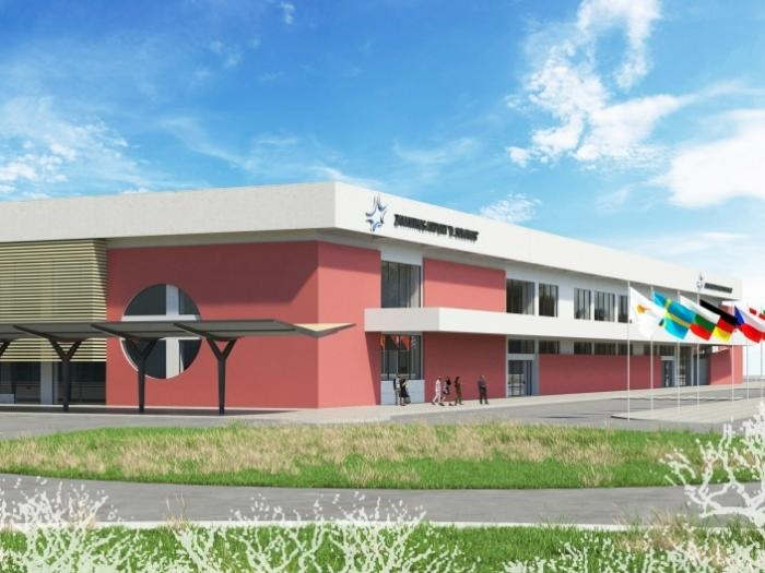 Zante airport upgrade plan by by Fraport