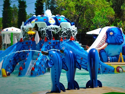 Zante holiday waterpark